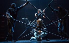 Театр имени Пушкина представит пластический спектакль «Жанна д'Арк»