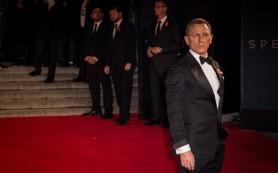 Мировая премьера фильма «007: Спектр» о Джеймсе Бонде состоялась в Лондоне