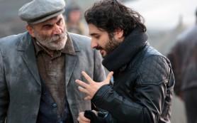 Режиссер Сарик Андреасян снимает в Москве фильм об армянском землетрясении 1988 года