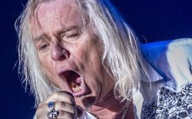 Группа Uriah Heep дала в Москве уникальный концерт