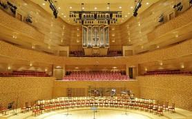 Шесть органистов из четырех стран выступят в Мариинском театре
