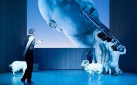 «Одиссея» в постановке Роберта Уилсона