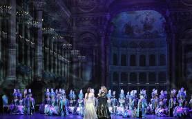 В Большом театре состоялся Оперный бал Елены Образцовой