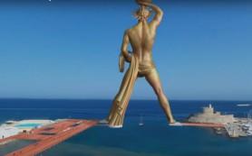 В Греции начат проект по возрождению Колосса Родосского