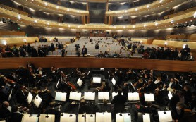 В Мариинском театре в память о жертвах авиакатастрофы A321 исполнят Мессу си минор Баха