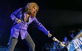 Дэвид Кавердейл посвятил концерт в Москве ушедшим из жизни коллегам из Deep Purple