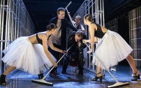 Театр одного спектакля по Шекспиру у Олега Табакова