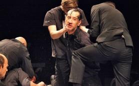 «Гамлет» Оливера Фрлича на фестивале NET