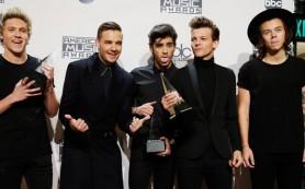 В США «Артистом года» стала группа One Direction