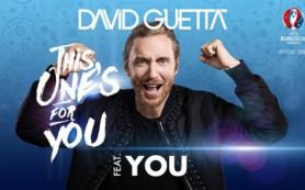 Дэвид Гетта сочинит гимн для Евро-2016