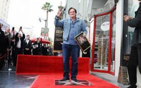 Квентин Тарантино удостоен именной звезды на Аллее славы Голливуда