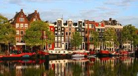 Путешествие по дорогам Нидерландов
