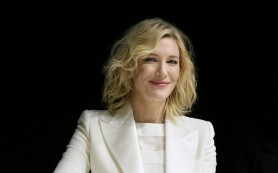 Кейт Бланшетт в следующем году дебютирует на Бродвее в спектакле по пьесе Чехова