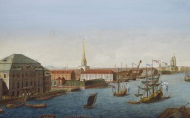 Исторические факты о городе Санкт Петербурге