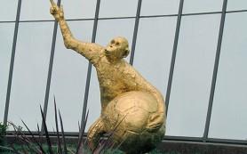 В Сочи к ЧМ-2018 установили необычную скульптуру