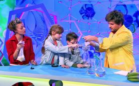 На канале «Карусель» стартовало детское научное шоу «Лабораториум»