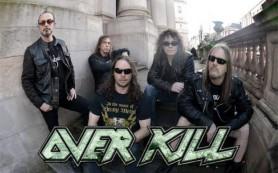 Overkill готовят альбом к октябрю 2016 года