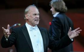 Баритон Сергей Лейферкус впервые в мире споет за один вечер оперный триптих Рахманинова