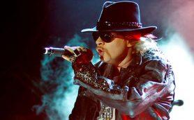 Солист Guns'n'Roses стал новым вокалистом AC/DC