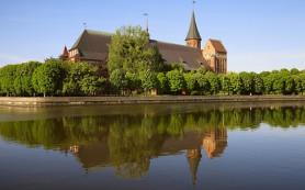 В Калининграде появился «философский» остров