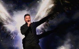 Первый полуфинал с участием Сергея Лазарева пройдет на «Евровидении»