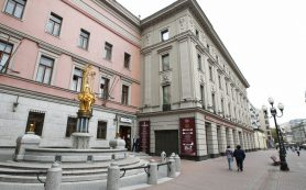 В Театре Вахтангова впервые поставили комедию-балет Мольера «Мнимый больной»