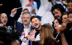 Телезрители отдали Сергею Лазареву первое место на «Евровидении»
