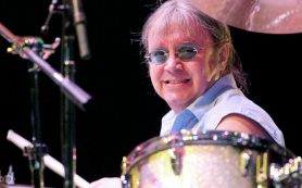 Барабанщик Deep Purple перенес микроинсульт