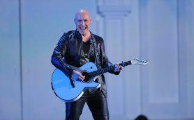 Денис Майданов дал второй концерт на авиабазе ВКС «Хмеймим» в Сирии