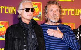 Led Zeppelin выиграли суд об авторстве Stairway To Heaven