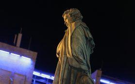 Реставрация памятника Пушкину начинается в центре Москвы