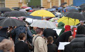 Дирижер: дождь оборвал исполнение оперы «Князь Игорь»