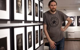 Фотопортреты современников в старинной технике покажут на выставке в Петербурге