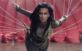 Кэти Перри показала официальный клип на песню-гимн Олимпиады в Рио