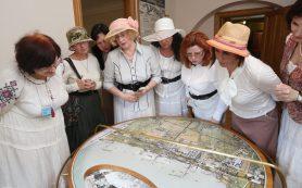 Открылся новый культурно-исторический проект «Петергофские дачники»