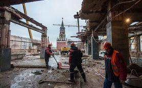 На месте разрушенного Чудова монастыря в Кремле создадут музей