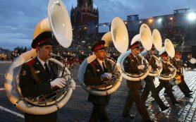28 августа открывается международный праздник военных оркестров «Спасская башня»