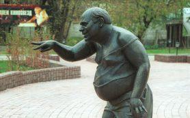 Новый памятник Евгению Леонову откроют напротив входа на «Мосфильм»