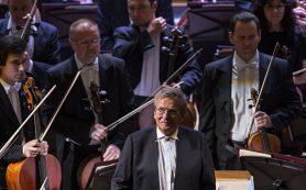 Большой симфонический оркестр отправится в турне по Великобритании