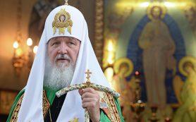 Телеканалы отметят 70-летие патриарха Кирилла