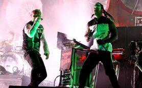 Стартует первое российское турне группы The Prodigy