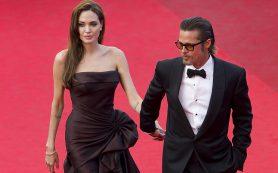 Брэд Питт попросил суд о совместной с Анджелиной Джоли опеке над детьми
