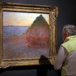 """Картина Клода Моне """"Стог сена"""" продана на аукционе за $81,4 млн"""