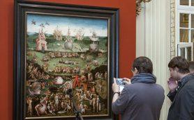 Музей впервые выставил уникальную нидерландскую картину XVI века