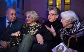 В Москве вручили премии Станиславского