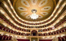 Театры Москвы. Большой театр