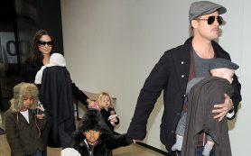 Суд в Лос-Анджелесе отказался засекретить данные о разводе Питта и Джоли