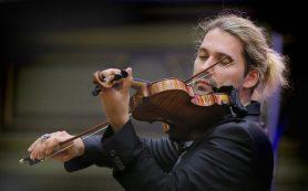 Скрипач Дэвид Гарретт сыграет «От Баха до AC/DC» в Кремлевском дворце