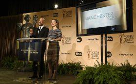 Драма «Манчестер у моря» лидирует по числу номинаций на премию Гильдии киноактеров США