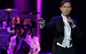 Европейский концертный тур известный певец завершает 22 декабря концертом в Кремле